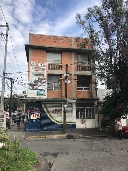Iztapalapa, Edificio En Venta Uso Habitacional Mixto