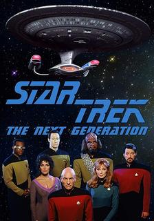 Star Trek Nova Geração - Digital Dublada Completa (48 Dvds)