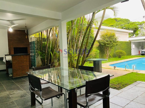 Lindo Sobrado , 4 Dormitorios 2 Suites 4 Vagas ,piscina , Churrasqueira, Excelente Localização - Mr75282