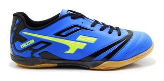 Tênis Finta Masculino Futsal 50774 - Azul