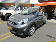 Nissan March Sense Mt 1,6 Abs 2 Airbag