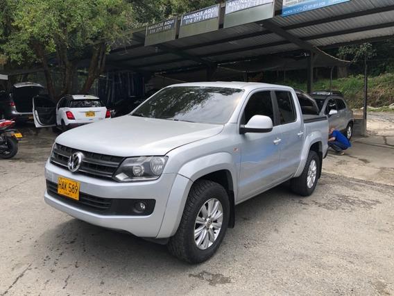 Volkswagen Amarok Andina 2014