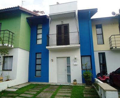 Casa Em Granja Viana, Cotia/sp De 89m² 3 Quartos À Venda Por R$ 480.000,00 Ou Para Locação R$ 3.000,00/mes - Ca191942lr