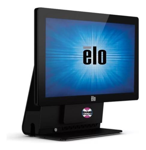 Pc All In One Touch Screen Elo 15e2 - Factura  A Y B Tactil Punto De Venta Comandas