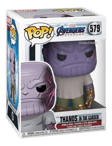 Funko Pop! Thanos 579 Avengers Endgame Original Scarlet Kids