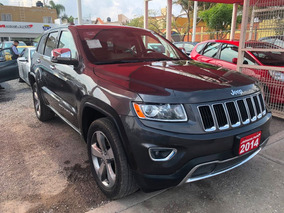 Jeep Grand Cherokee 3.6 Limited V6 2014 Credito Iva Recibo