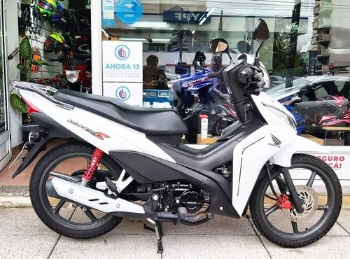 Honda Wave S 110 Cd Full Con Disco 2019 Supply Bikes