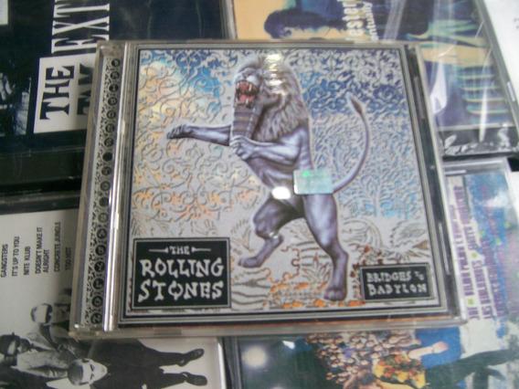 The Rolling Stones - Bridges To Babylon - Cd Ed Original -