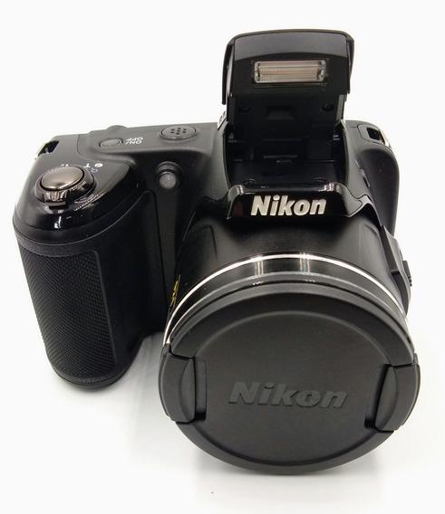 Câmera Nikon P810