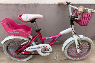 Bicicleta Rodado 16 Raleigh Lil Honey