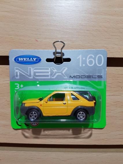 Welly - Land Rover Freelander - Escala 1/60