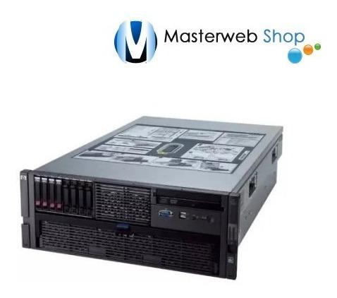 Servidor Hp Dl585 G2 - 4x Dual Core 64gb - 2x Hd 146gb