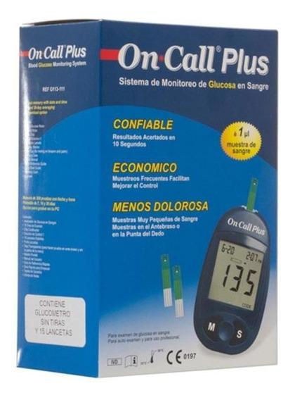 Glucometro Digital Oncall Plus - Acon