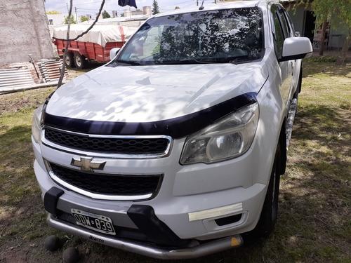 Chevrolet S10 2.8 Cd 4x2 Lt Tdci 200cv 2014