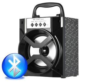 10 Caixinha Bluetooth, Rádio, Pendrive,cartão E Auxiliar