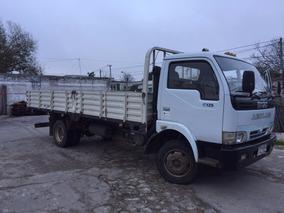 Camión Dong Feng Aeolus Cummins 125