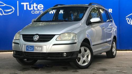 Volkswagen Suran 1.6 Highline - Tute Cars Fernando