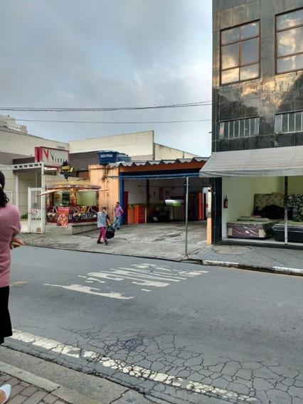 Terreno Comercial À Venda, Centro, Guarulhos. - Te0104