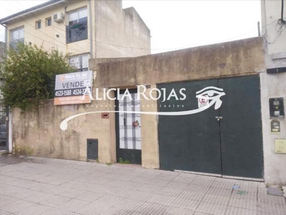 Casa De 8.66x19.05 A Reciclar 162 Ms - Villa Pueyrredon