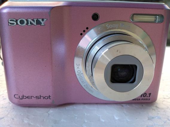 Máquina Fotográfica Sony Cyber-shot Dsc-s1900