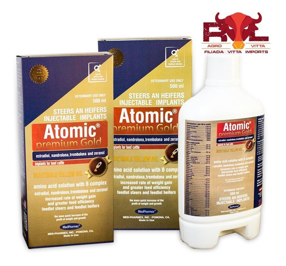 Atomic® Premium Gold Original