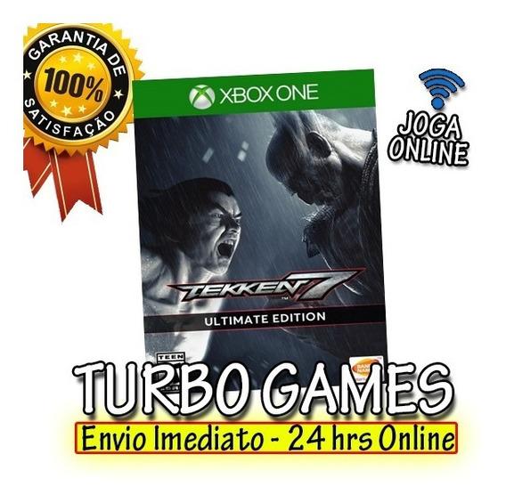 Tekken 7 Edição Deluxe: Xbox One Mídia Digital + Brinde