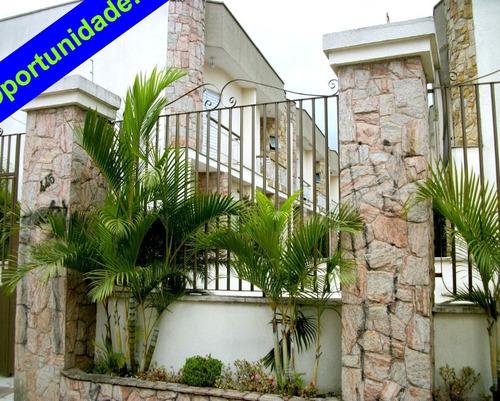 Imagem 1 de 2 de Sobrado - Sb0001327 - 33374443
