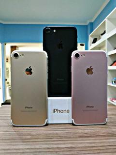 iPhone 7 32gb Vitrine 4g Nf Pronta Entrega Capa + Película