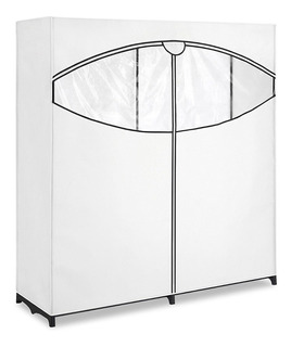 Armario Closet Recamara Cuarto Ropa Cubierta Tela Whitmor152