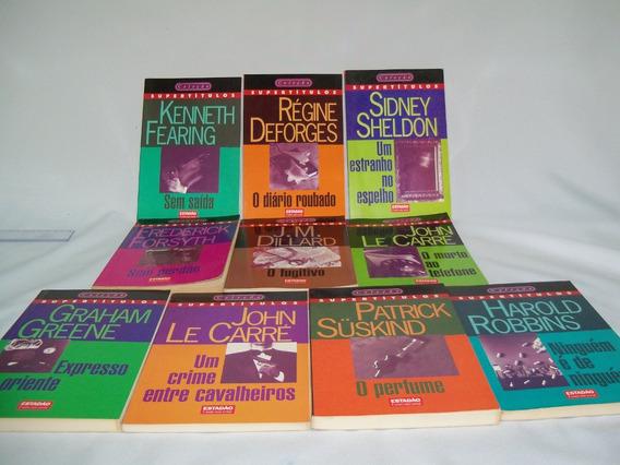 Livros Coleção Super Títulos Estadão - 10 Volumes