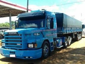 Caminhão 113 Impecável