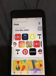 iPhone 6 Plus Ios 64gb Funcionando Com Pequenos Detalhes