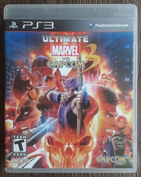 Ultimate Marvel Vs. Capcom 3 - Ps3