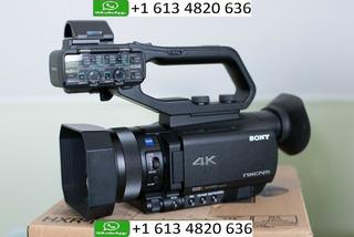 Brand New Sony Hxr-nx200 4k