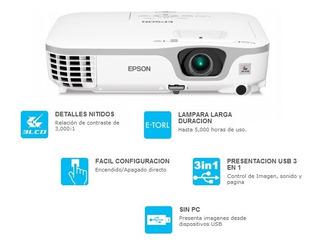 Proyector Epson Powerlite S11 | Multimedia Projector