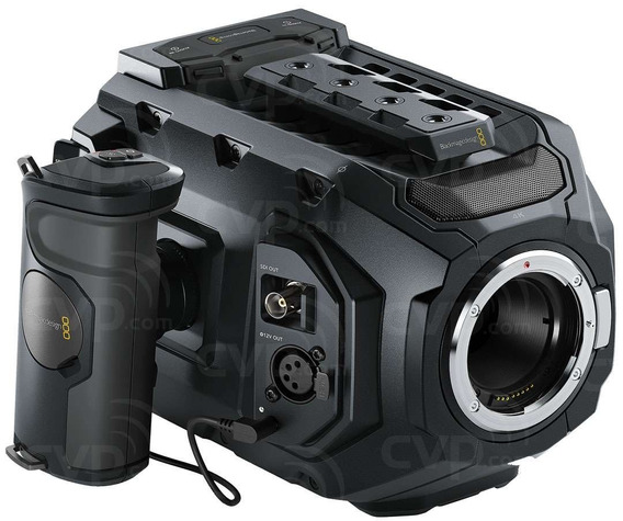 Blackmagic Design Ursa Mini 4k Digital Cinema Ef + Nf