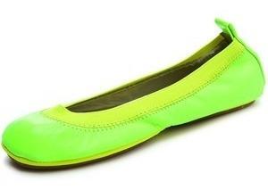 Zapatos Chatas Balerina No.36 Yosi Samra