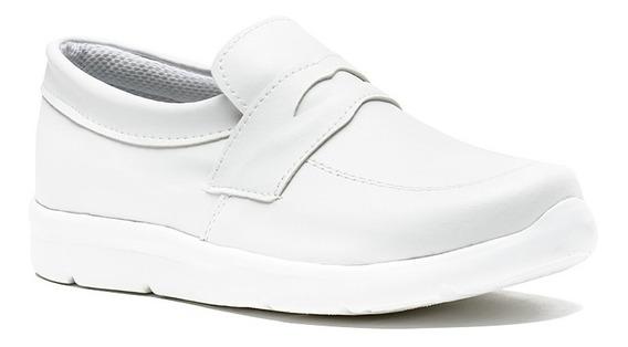 Zapato Hombre Mujer Enfermero Colegial Dra Vidal 250
