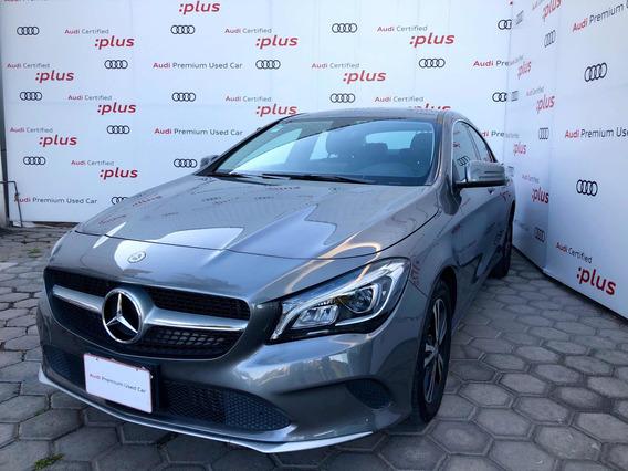 Mercedes-benz Clase Cla 1.6 200 Cgi Sport At 2018