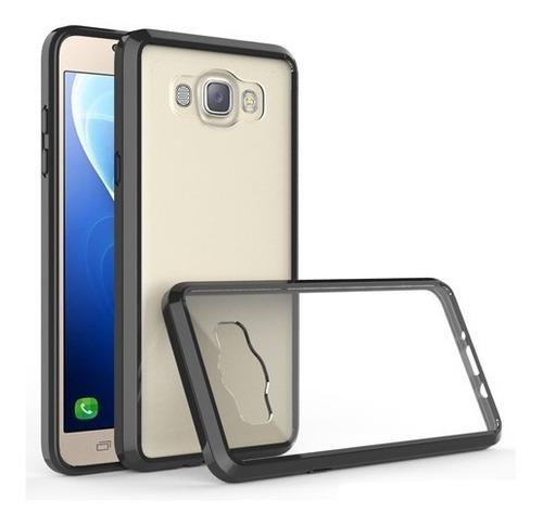 Protector Tpu + Acrilico Premium Funda Para Samsung J7 2016