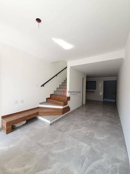 Sobrado Com 2 Dormitórios À Venda, 70 M² Por R$ 320.000,00 - Jardim Eliane - São Paulo/sp - So2437