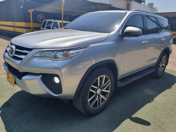 Toyota Fortuner Sw4 At 2018
