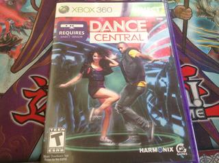 Dance Central. Xbox 360. Venta Tienda De Videojuegos