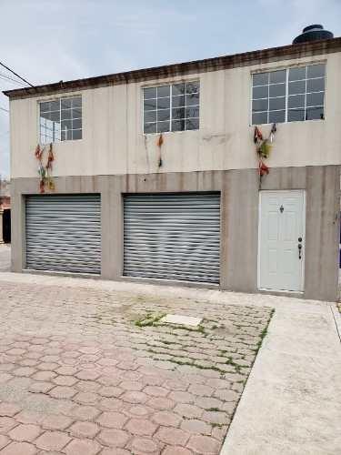 Estrena Casa En Venta Bien Ubicada Sobre Corredor Comercial A Cinco Minutos De Centro Huehuetoca