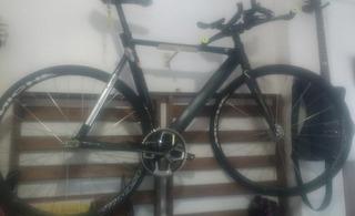 Bicicleta Aventon Mataro Low Con Ruedas Miche Pistard Wr