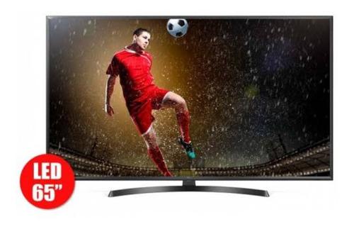 Imagen 1 de 8 de Tv LG Uhd 65'', Smart Tv, 4k Active Hdr, Sonido Dts Virtual: