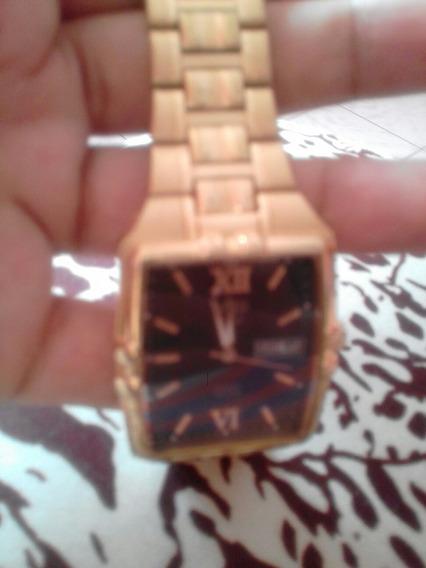Relógio Feminino Vip Serie Ouro