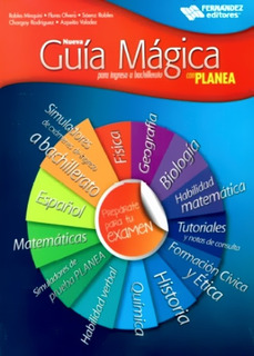 Nueva Guía Mágica Para Ingreso A Bachillerato - Fernández