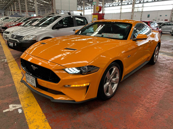Ford Mustang 5.0l Gt V8 Std 6 Vel Ac 2018
