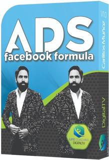 Curso Facebook Formula Ads Carlos Muñoz Completo 2020 Cm